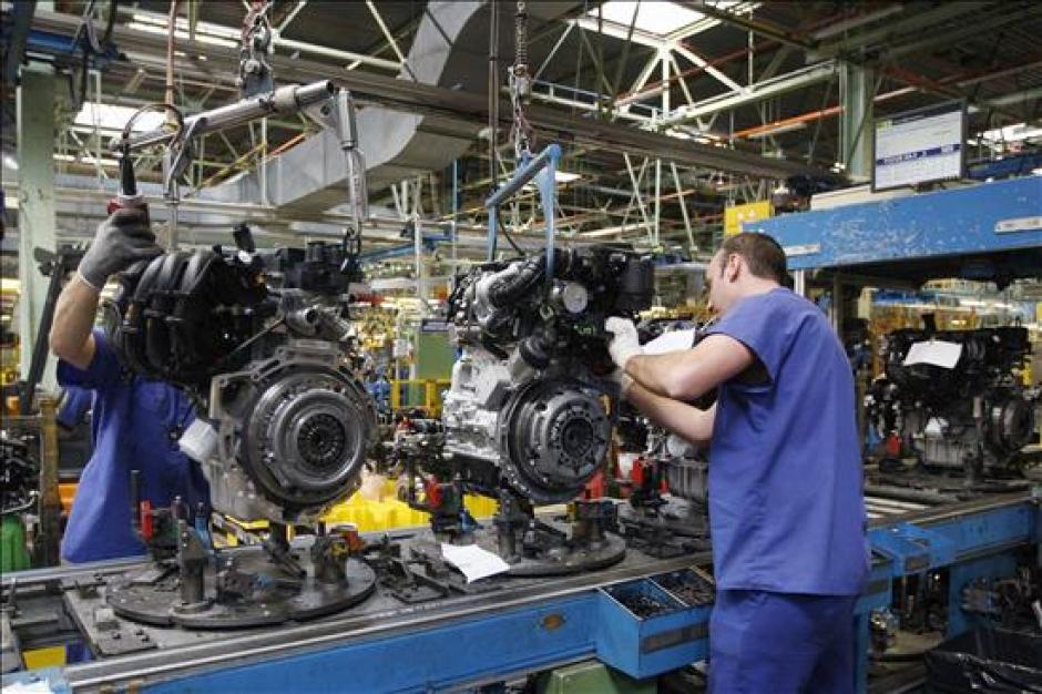 La producción industrial de Aragón sube el 11,6% en marzo
