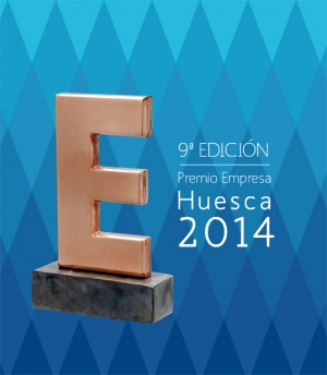 PREMIO EMPRESA HUESCA 2014