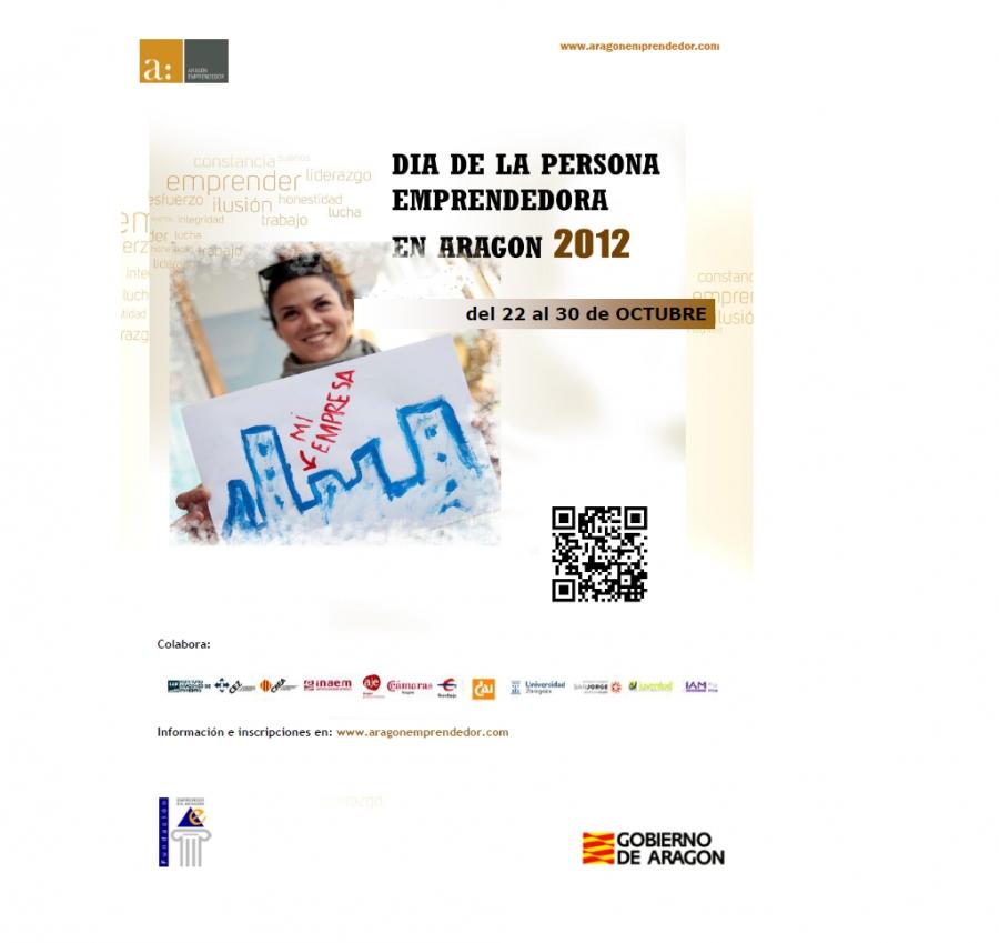 Día de la Persona Emprendedora en Aragón
